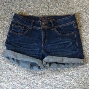 Jayden Denim Shorts (Size 5/6)